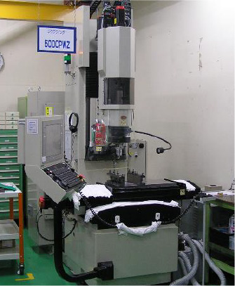 CNC治具研削盤