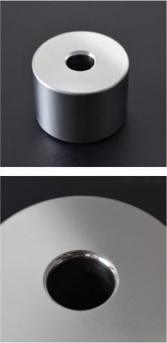 円筒絞りダイ加工